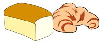 refined white breads